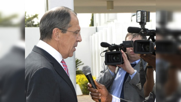 Moscú busca en Bruselas un 'botón rojo' conjunto