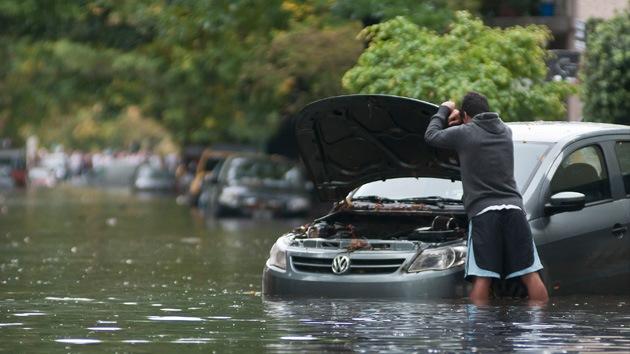 Consecuencia del lujo: urbanizaciones agravan las inundaciones en Argentina