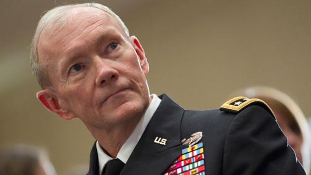 """Jefe militar de EE.UU.: """"El conflicto sirio es un problema regional que durará 10 años"""""""