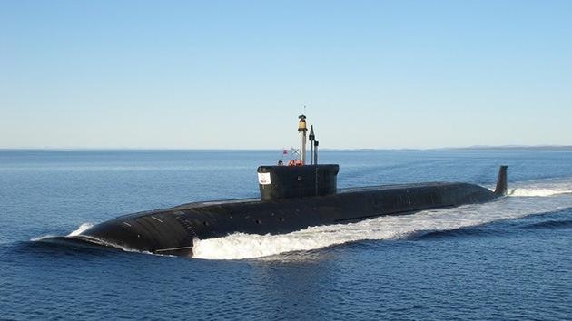 """""""EE.UU. se preocupa por las capacidades de los submarinos nucleares de Rusia y China"""""""