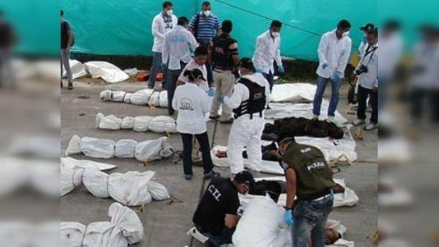 Autoridades colombianas informan de la muerte del jefe de FARC en bombardeo