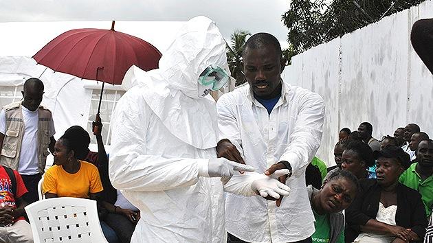 Un médico miembro de la Misión de la ONU en Liberia da positivo por ébola