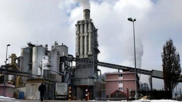 Suiza: Un tiroteo en una fábrica deja varios muertos y heridos
