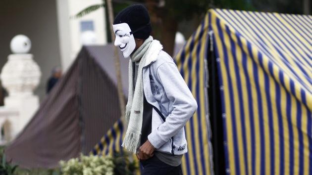 McAfee Labs predice el declive de Anonymous en 2013