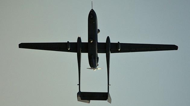 Un dron israelí se estrella cerca del aeropuerto de Bagdad