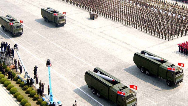 Misiles de Pyongyang no alcanzarían a EE.UU., pero sí a Corea del Sur y Japón