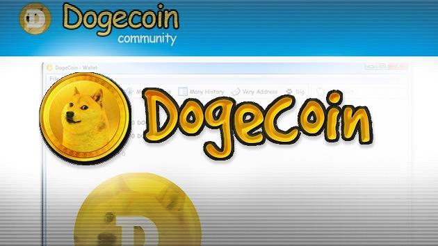 ¿Sigue el dogecóin el rastro de bitcóin?