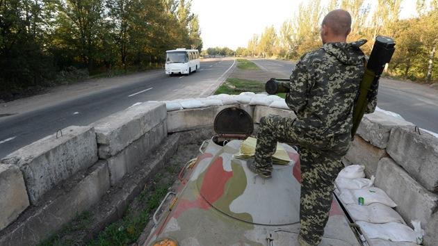 150 militares ucranianos huidos a Rusia quieren unirse a la milicia de Donetsk