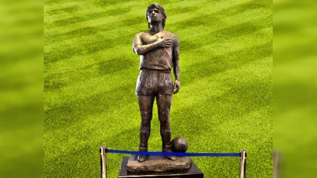 Maradona podría tener su propio monumento en Buenos Aires