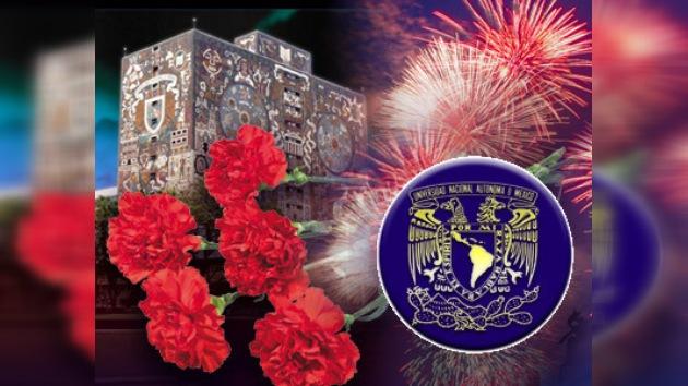 México honra la victoria sobre el fascismo hitleriano
