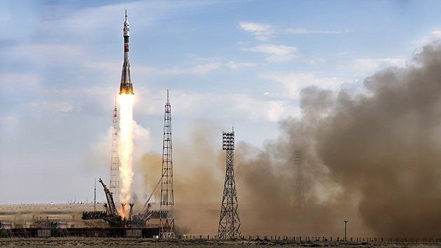 VIDEO: Rusia lanza un satélite capaz de detectar los desastres naturales