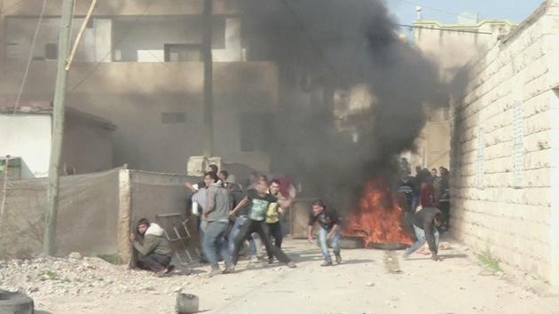 Video, Fotos: Decenas de heridos en enfrentamientos entre palestinos y el Ejército de Israel