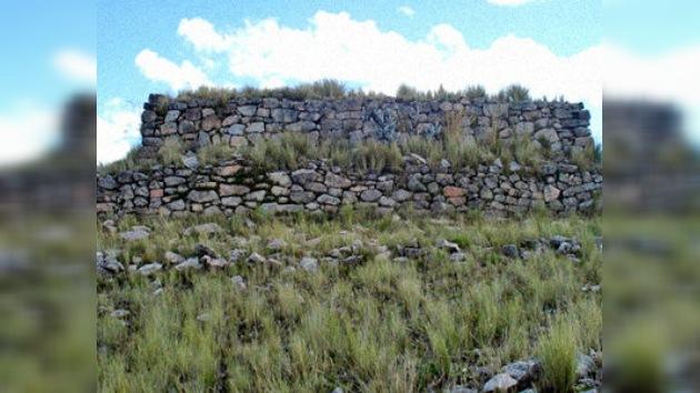 Fueron halladas en Perú las piedras sagradas de los incas