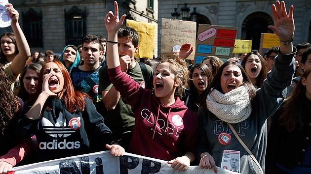 """""""Llevamos muchos meses criticando"""": Los españoles generan mecanismos de desobediencia civil"""