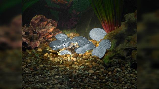 Hallan el mayor botín submarino de plata de la historia