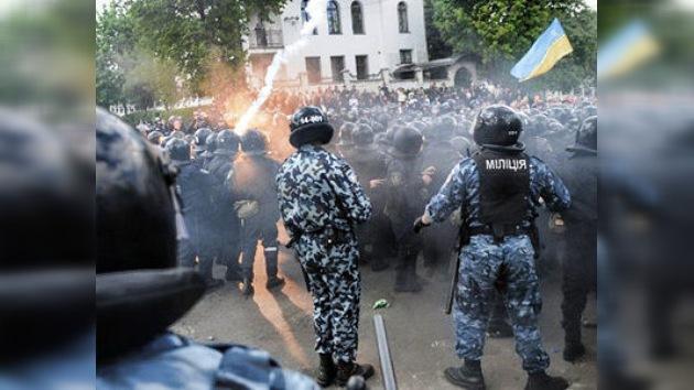 La Cancillería de Rusia exige que se castigue a los agresores de los veteranos en Lvov