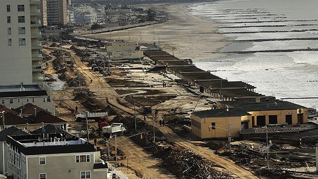 El saldo mortal de Sandy en aumento: el océano puede traer más cuerpos