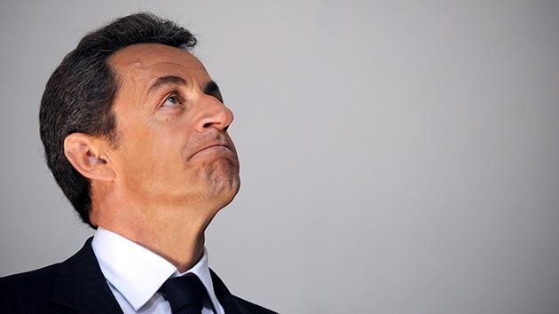 """Sarkozy: """"Francia debe mantener la palabra y entregar los buques Mistral a Rusia"""""""