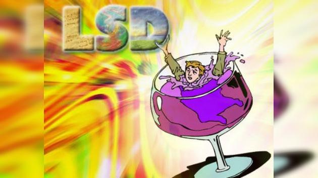 El uso de LSD podría curar el alcoholismo