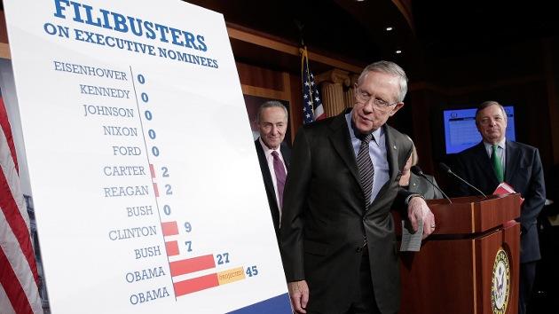 Cambio histórico en el proceso de votación del Senado de EE.UU.