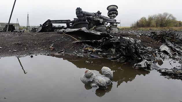 Familiares de víctimas del MH17 demandarán a Ucrania y a Poroshenko