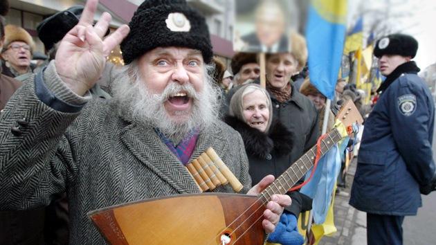 Las autoridades ucranianas apuestan por una tropa de veteranos y jubilados