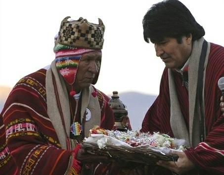 ¡Feliz Año Nuevo, Bolivia!