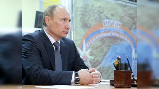 Rusia sigue la tendencia de salida de la crisis