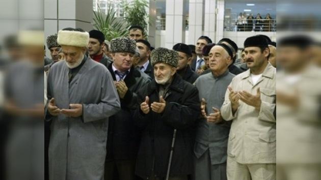 Chechenia condena categóricamente los atentados en Moscú