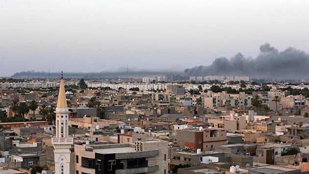 Los milicianos islamistas atacan la sede del primer ministro de Libia en Trípoli