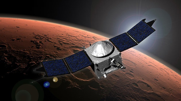 Un cometa 'peligroso' para la NASA se acerca a Marte