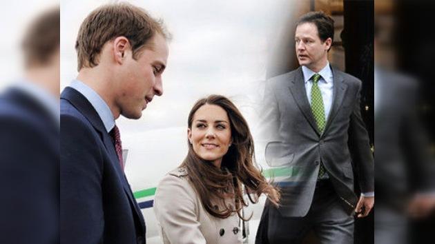 Londres contempla abolir discriminación contra la mujer en sucesión al trono
