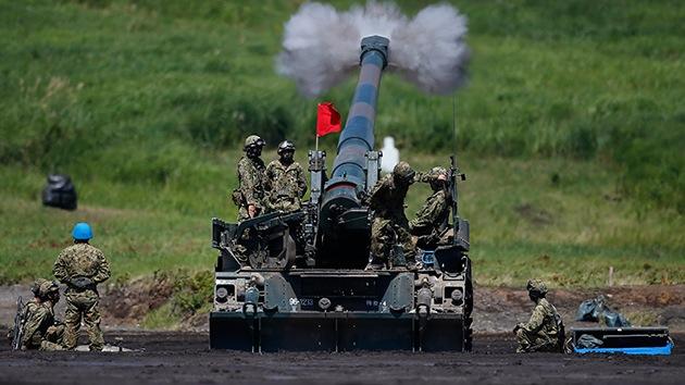 Japón inicia entrenamientos militares masivos conjuntos con EE.UU.