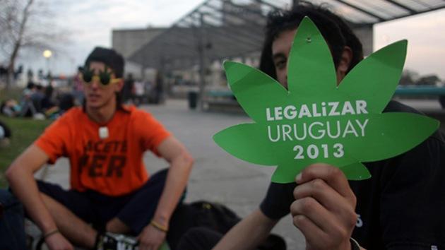 """Mujica: """"Uruguay sería un laboratorio vivo para aprender de la legalización de la marihuana"""""""