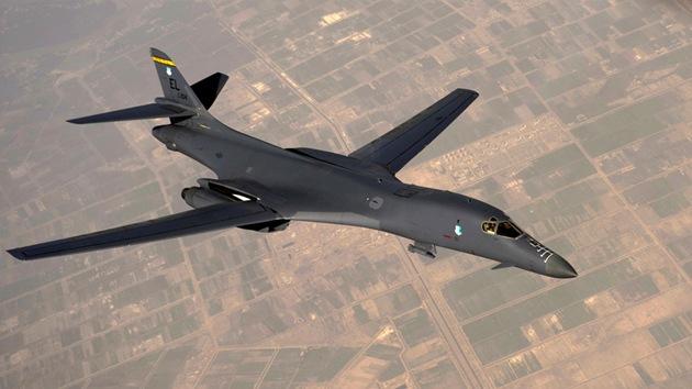La Fuerza Aérea de EE.UU. recibe el primer bombardero B-1B actualizado