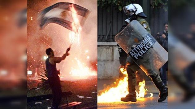 Crisis griega, un drama que ya vivió Argentina hace 10 años