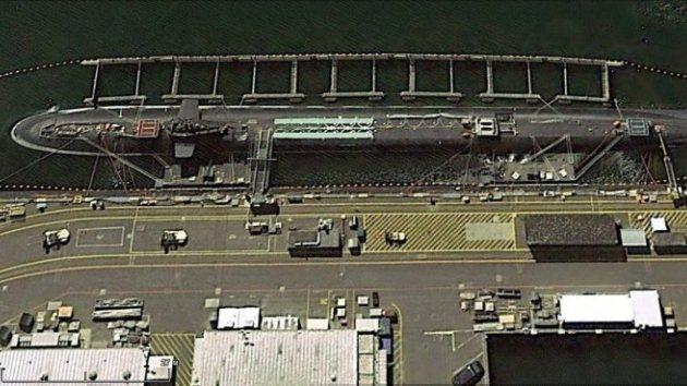 Fotos: Las fuerzas nucleares estratégicas de EE.UU. en Google Earth