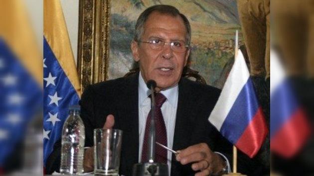 La gira de Lavrov refuerza las relaciones con El Salvador, Perú y Venezuela