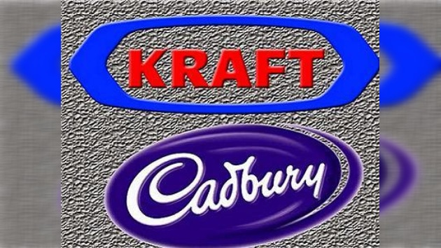 Fusión de Cadbury y Kraft Foods