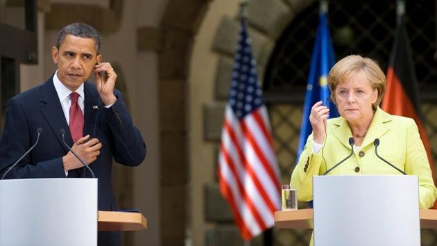 Alemania y EE.UU. podrían acordar antes del año nuevo la no vigilancia mutua