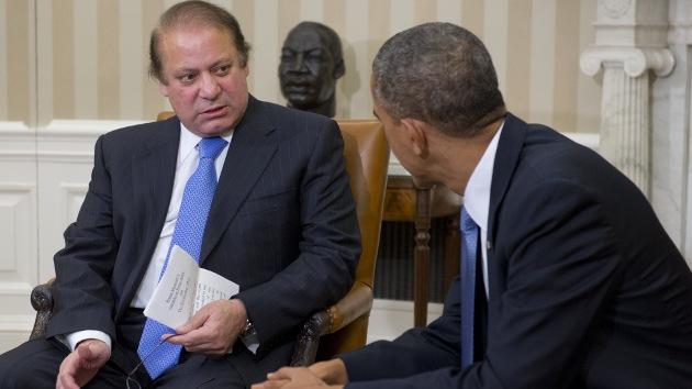 El primer ministro de Pakistán demanda que Obama ponga fin a los ataques con 'drones'
