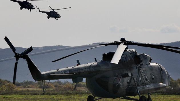 La Armada rusa se reforzará con 75 aviones y helicópteros
