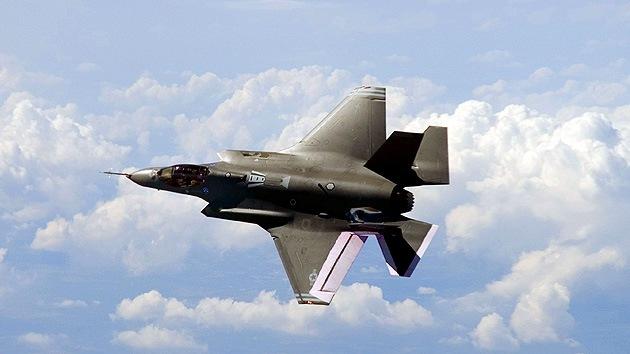El Pentágono detiene el vuelo de los F-35 mientras investiga las causas del incendio de motores
