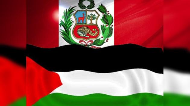 Perú contribuye a la paz con reconocimiento del Estado Palestino