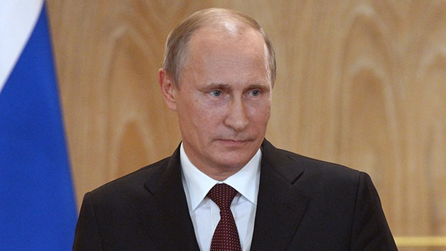 """Putin: El """"oso ruso"""" no le pedirá permiso a nadie y no entregará su """"taiga"""""""