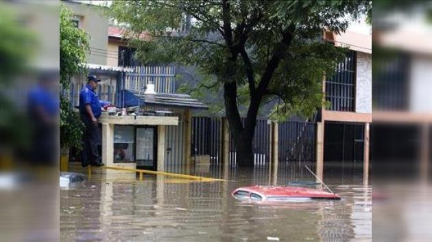 Las lluvias dejan al menos 31 muertos en México