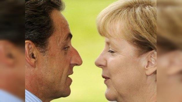 Reunión Merkel-Sarkozy: ¿quién está al volante de la zona euro?