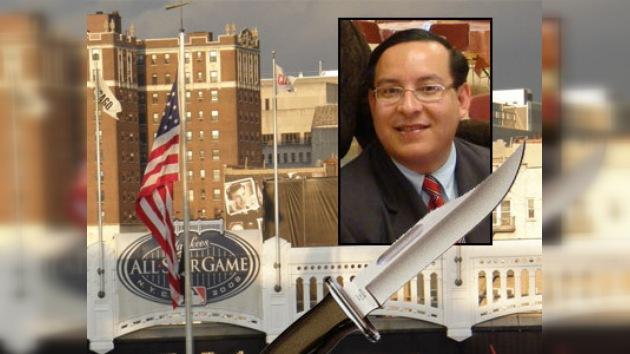 Muere degollado en Nueva York el cónsul de Nicaragua