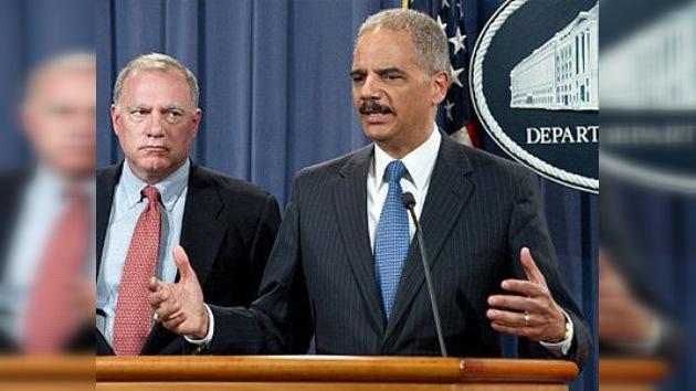 Los republicanos podrían acusar de desacato al fiscal general por 'Rápido y Furioso'