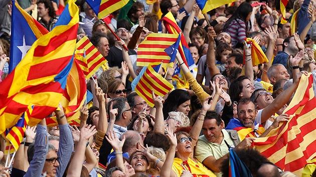 """Artur Mas: """"Si Escocia puede votar su independencia, ¿por qué Cataluña no?"""""""